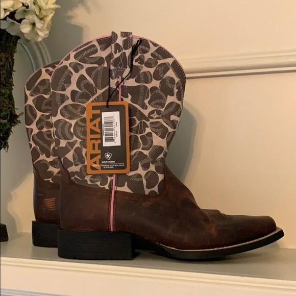 Ariat Girls Cowboy Boots